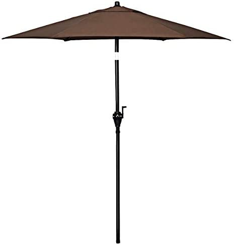 Goplus 6.6ft Outdoor Patio Umbrella