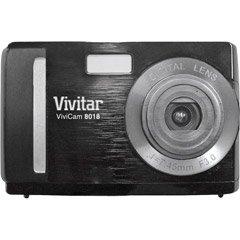 Vivitar V8018 ViviCam 8.1 MP Digital Camera Digital Blue Vivitar Vivicam
