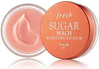 Fresh Sugar Peach Hydrating Lip Balm 0.21oz/6g