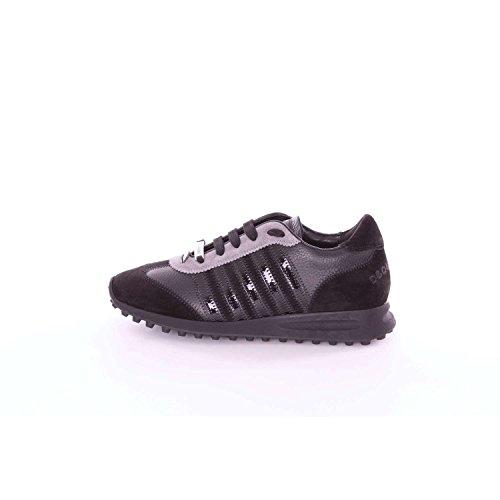DSQUARED2 W17SN1191220 Sneakers Harren Schwarz