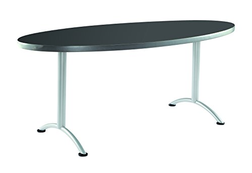(Iceberg ICE69427 ARC 6-foot Oval Conference Table, 36