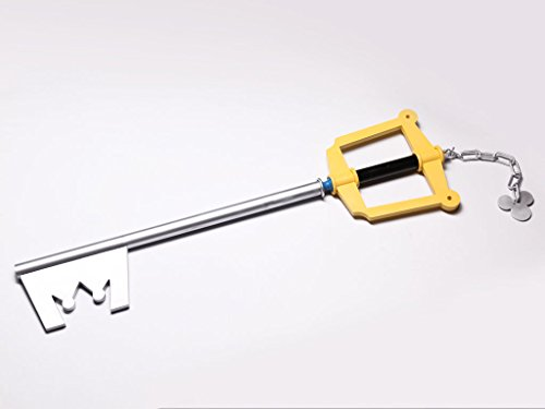 Mtxc Kingdom Hearts Cosplay Prop Sora Kingdom Key Keyblade Silver