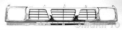 1996 nissan hardbody front bumper - 7