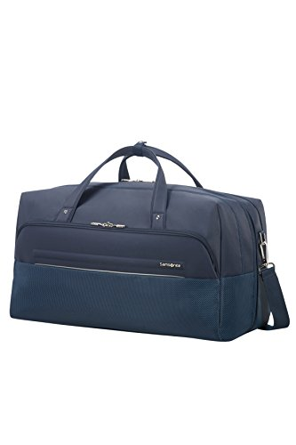 (SAMSONITE B-Lite Icon - Duffle 55/22 Travel Duffle, 55 cm, 56 liters, Blue (Dark Blue))