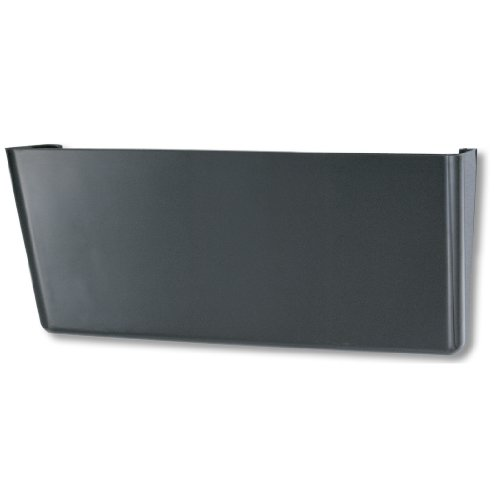 Officemate Wall File, Legal Size, Black (21442) by Officemate
