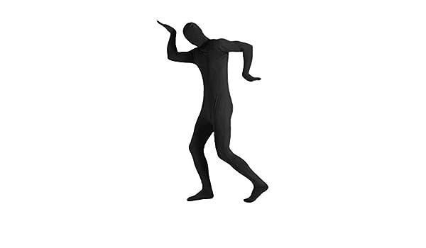 Disfraz De Ninja De Halloween Cosplay Invisibilidad Abrigo ...