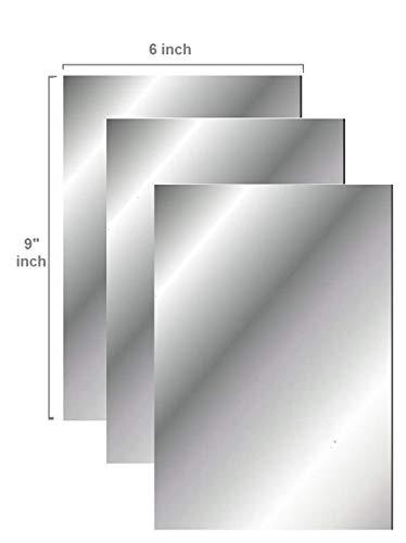 (Q-Bics Flexible Mirror Sheets 6
