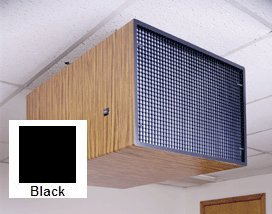 Commercial Smoke Eater - SRS 1500 Air Cleaner (Black)