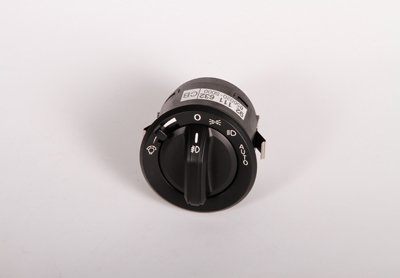 ACDelco D1501H GM Original Equipment SS Black Headlamp and Fog Lamp Switch D1501H-ACD