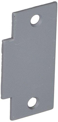 Plate Coated Filler (Don-Jo BTS 160 Steel T-Strike Filler Plate, Prime Coated, 1-3/8
