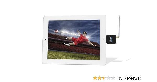 Amazon com: Escort Mobile Digital TV (Black) for iPhone
