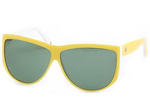 Gafas Rahmen Grün White Yellow de FUNK hombre sol Gläser para ZXXqd