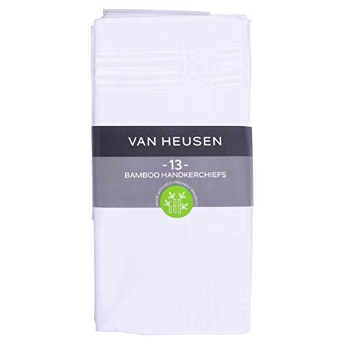 Van Heusen 13 Pack Men's Fine Ha...
