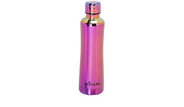 Iridescent Pink 17 oz Primula Silhouette Water Bottle
