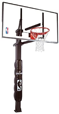 888 Spalding Series In-Ground Basketball System