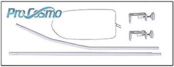 120 x 60cm, 18 10 PI/ÈCES ENSEMBLE DE LITERIE POUR LIT DE B/ÉB/É//LIT DENFANT COUETTE PARE-CHOCS BALDAQUIN SUPPORT