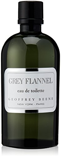 Grey Flannel by Geoffrey Beene for Men, Eau De Toilette Splash, 8-Ounce