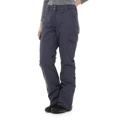 Womens Mountain All Boots Snowboard (Arctix Women's Snowsport Cargo Pants, Small, Blue Night)