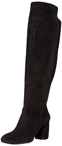 Boot Knee Suede Nine Black High West Women's KERIANNA qpwTpz
