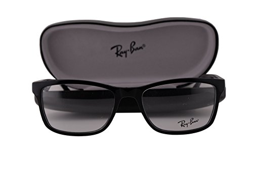 Ray Ban RX5279 Eyeglasses 55-18-145 Shiny Black 2000 RX - Ray Ban Eye Wayfarer Cat