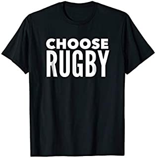Cool Gift Rugby , Choose Rugby t shirt for rugby player Women Long Sleeve Funny Shirt / Navy / S - 5XL