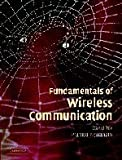 img - for Fundamentals of Wireless Communication: 1st (First) Edition book / textbook / text book