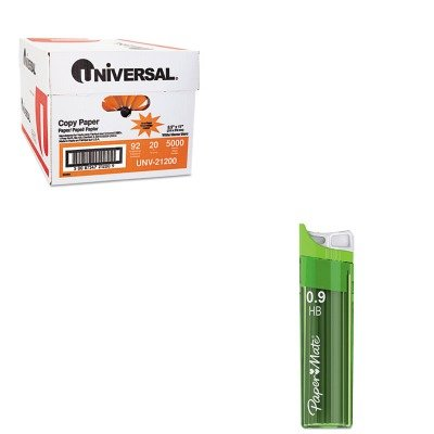 KITPAP1877461UNV21200 - Value Kit - Paper Mate Lead Refills (PAP1877461) and Universal Copy Paper (UNV21200)