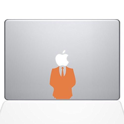 【お気にいる】 The Decal Guru Man Macbook in Vinyl Suit MacBook Decal Vinyl (1121-MAC-15P-P) Sticker - 15 Macbook Pro (2015 & older) - Orange (1121-MAC-15P-P) [並行輸入品] B0788G9BSK, 津久見市:f7bab740 --- a0267596.xsph.ru