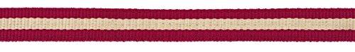 Kerbl Reitstiefel Hippo Head Halsband–Rot, Größe 1