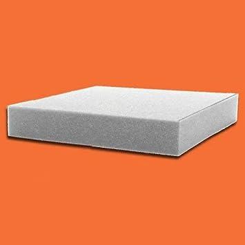 Amazon.com: Espuma Cojín de alta densidad de la tapicería ...