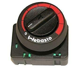 Webasto heater controller rheostat 12v or 24v   83052B   1322581A   5010068A   82819B