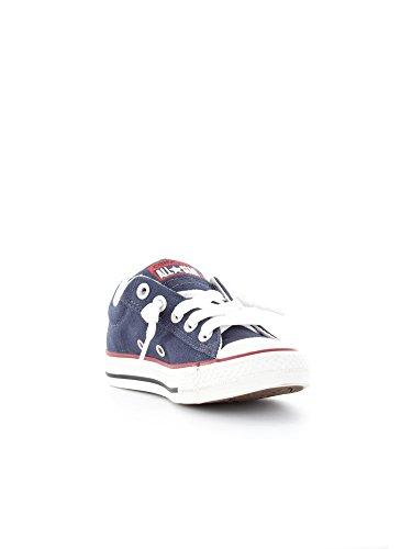 Converse - Converse All Star Ct Street Slip Navy Sportschuhe Blau Textil 637742C Blau