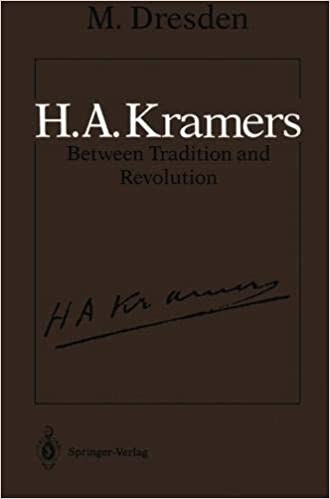 ha kramers between tradition and revolution
