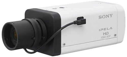 Sony IPELA SNC-EB630 2.1 Megapixel Network Camera - Color, Monochrome - CS Mount ()