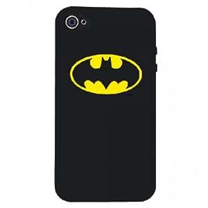 DC Comics - Funda de silicona para iPhone 4 diseño Batman