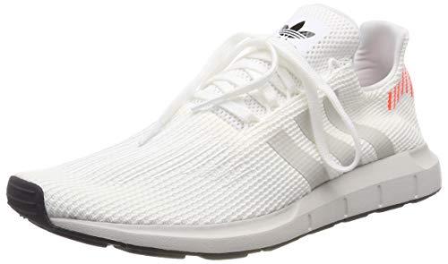 Gris Chaussures Noir chaussures Blanc White De Run Swift Hommes Pour 0 Gymnastique Adidas qPwRfraqA