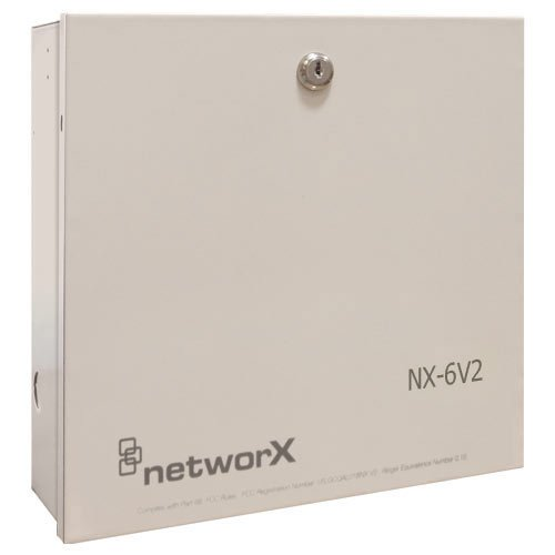 - Interlogix NetworX NX-6 Security Control Panel (NX-6)