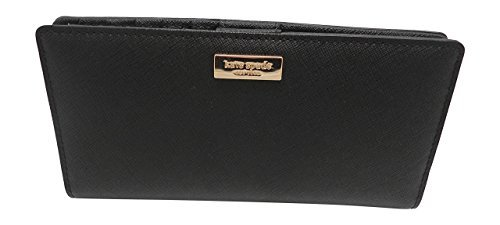 Kate Spade New York Laurel Way Stacy Saffiano Leather Clutch Wallet