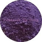 50 Gram Grams 1.76 Ounces VIOLET MATTE ULTRAMARINE Art Craft Paint Powder Pigment Color by Powdered Up Dolly