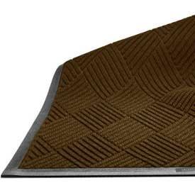 Water Hog Eco Premier Mat, 3x8, Chestnut Brown ()