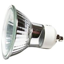 Cbconcept 12XGU10120V35W GU10 JDR Halogen Light Bulb, 35-watt, 120-volt, 12 Bulbs