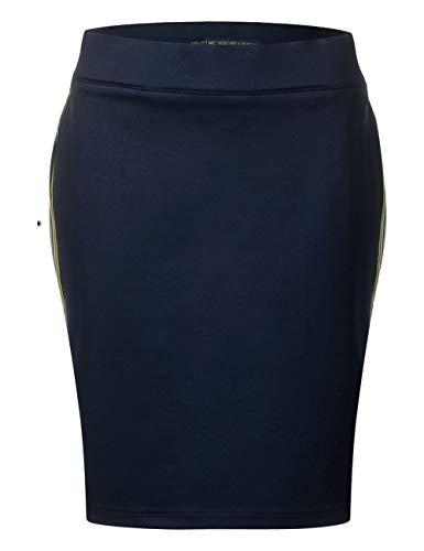 One 11238 Mujer deep Street Blue Falda Para Blau wqZxpOS