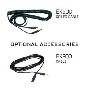 Coiled or Straight Cable