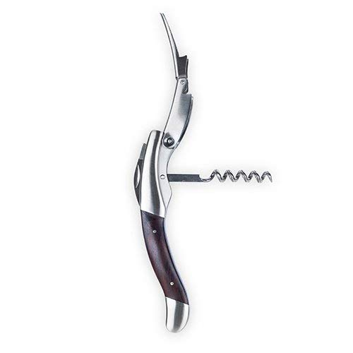 Corkscrew Wine, Oversize Stainless Steel Waiters Opener Pulltap Corkscrews (Sold by Case, Pack of 12) by True Fabrications (Image #2)
