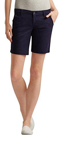 Aeropostale Womens Bermuda Uniform Shorts