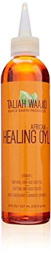 Taliah Waajid African Healing Oyl 8oz - Healing Oil Sheen Spray
