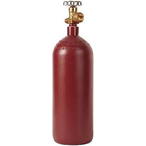 Buy New 20 cu ft Steel Argon Cylinder with CGA580 Valve