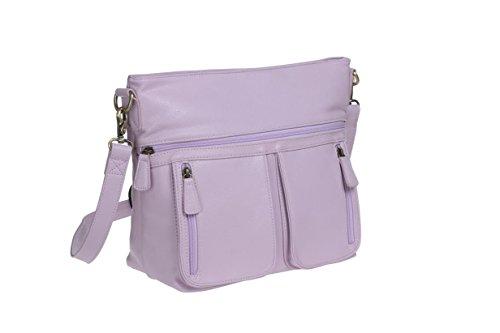 Jo Totes Allison Camera Bag, Lilac