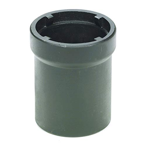 GEARWRENCH 3937 4-Lug 4WD Spindle Nut Socket with 1/2 Ton Dana ()
