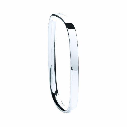 Jareeya-Argent Sterling massif en forme de TV Bracelet 29,4G
